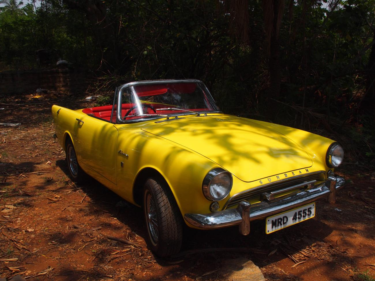 1960 Sunbeam Alpine